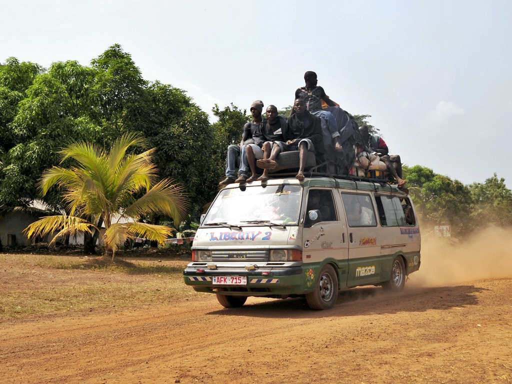 African life in Sierra Leone